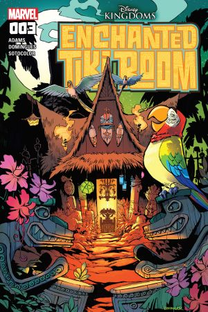 Enchanted Tiki Room (2016) #3