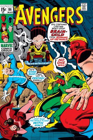 Avengers #86