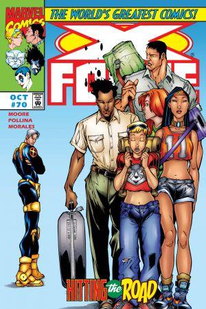 X-Force #70