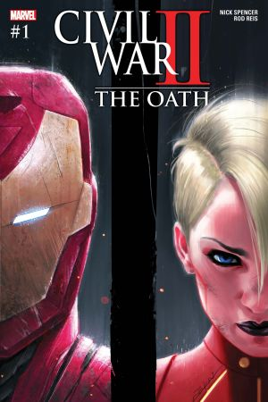 Civil War II: The Oath (2017) #1