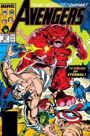 Avengers (1963) #307