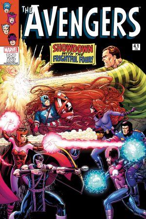 Avengers (2016) #4.1