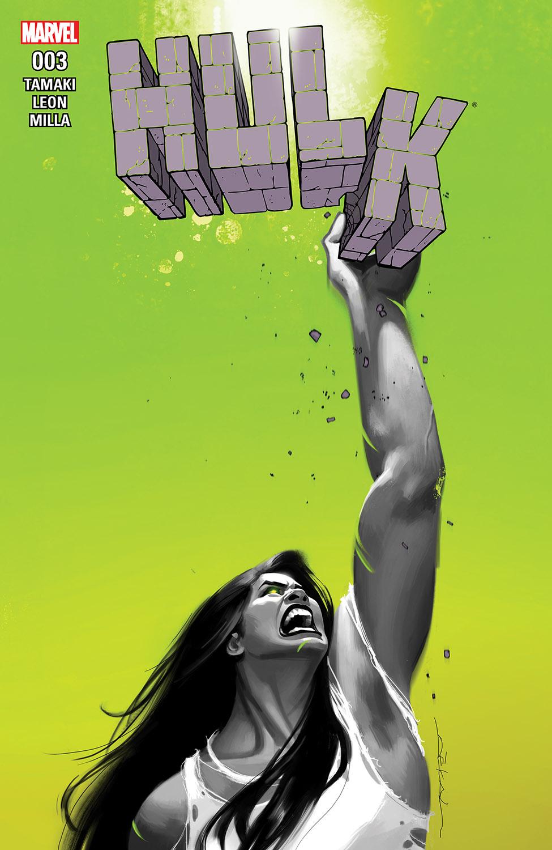 Hulk (2016) #3