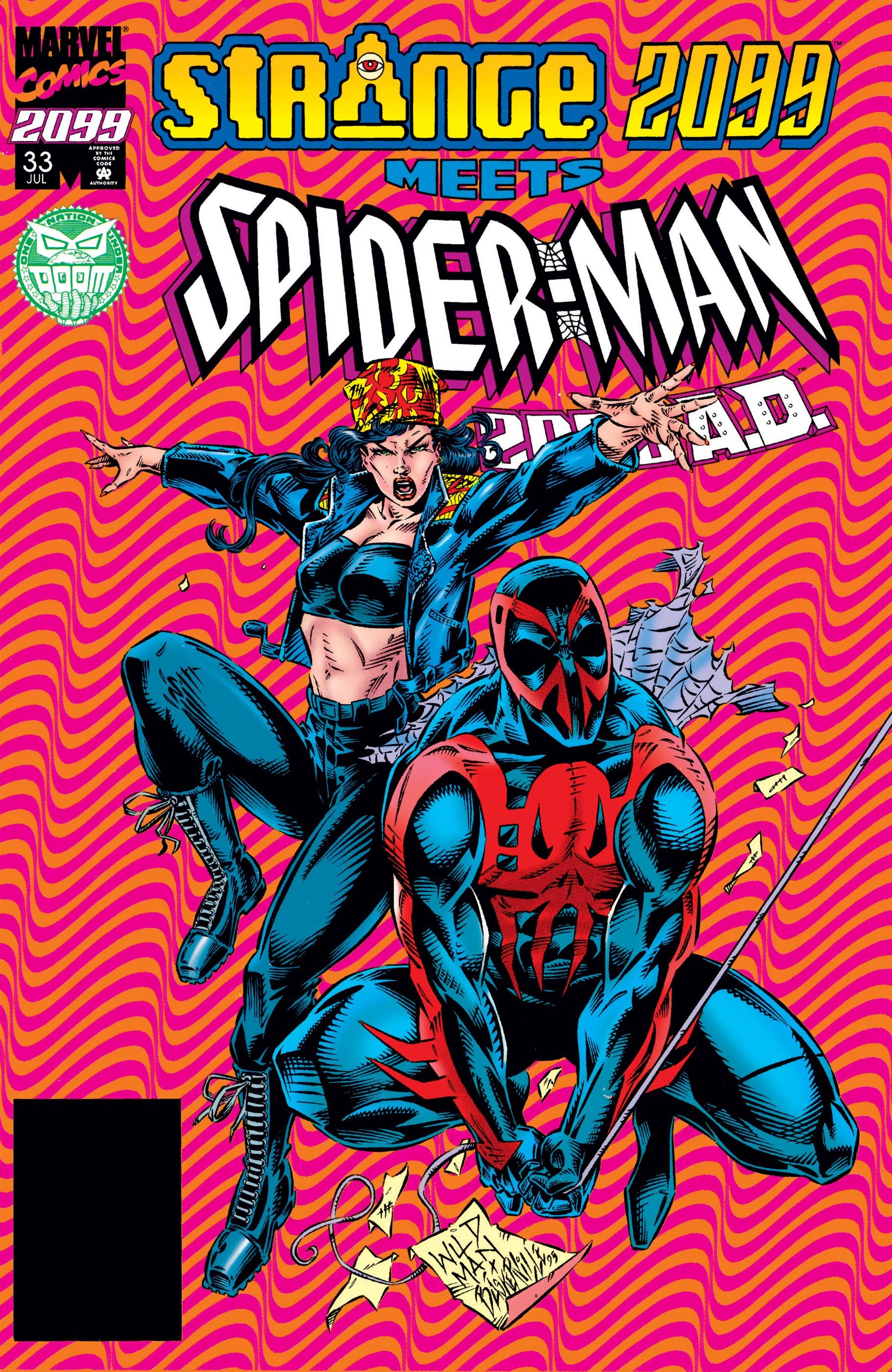 Spider-Man 2099 (1992) #33