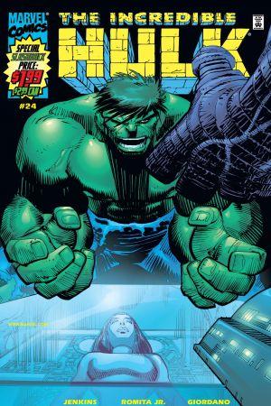 Incredible Hulk (1999) #24