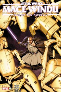 Star Wars: Jedi of the Republic – Mace Windu #1