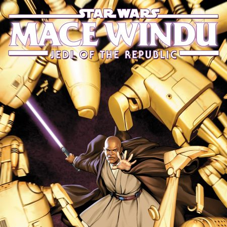 Star Wars: Jedi of the Republic – Mace Windu (2017)