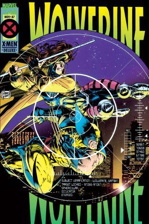 Wolverine (1988) #87