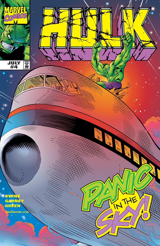 Incredible Hulk (1999) #4