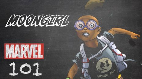 Moongirl - Marvel 101