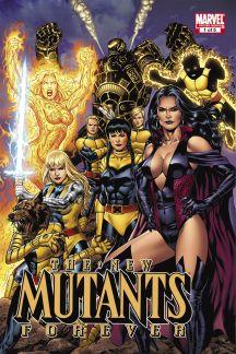 New Mutants Forever #1
