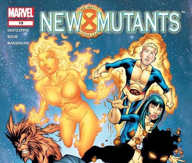 New Mutants (2003) #13