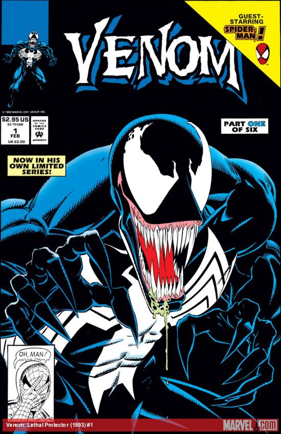 Venom: Lethal Protector (1993) #1