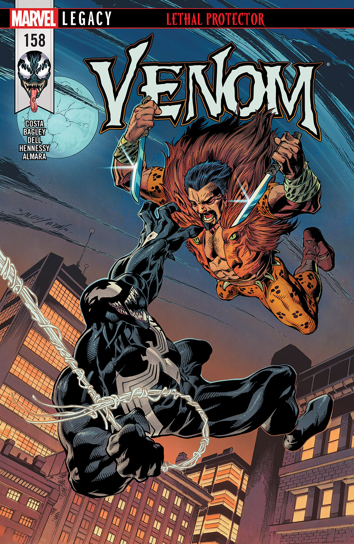 Venom (2016) #158