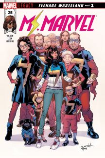 Ms. Marvel (2015) #25