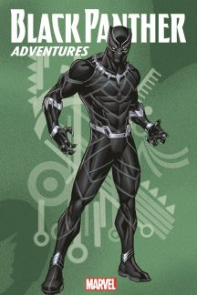 Black Panther Adventures (Digest)
