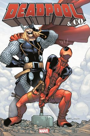 Deadpool & Co. (Hardcover)
