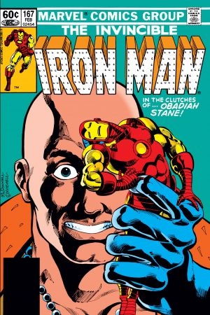 Iron Man (1968) #167