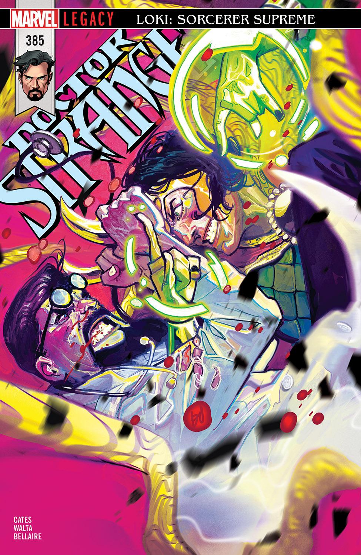 Doctor Strange (2015) #385