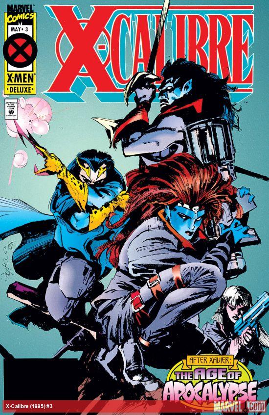X-Calibre (1995) #3