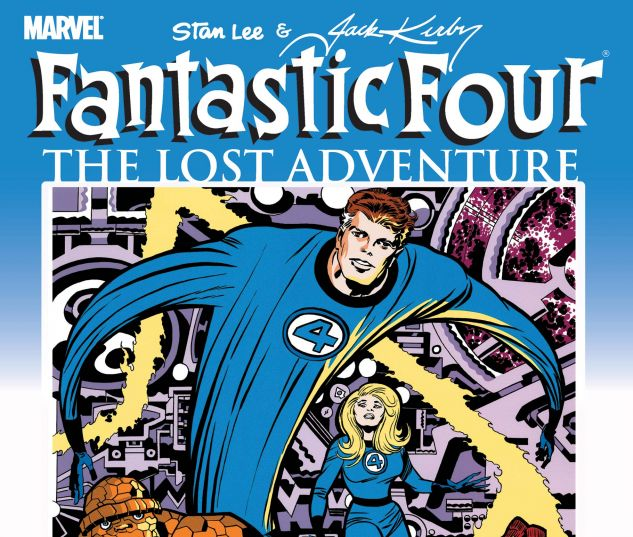 Fantastic Four: The Lost Adventure (2008) #1