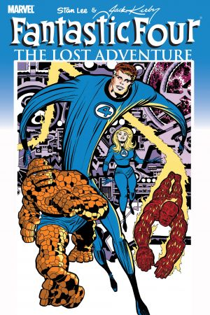 Fantastic Four: The Lost Adventure #1