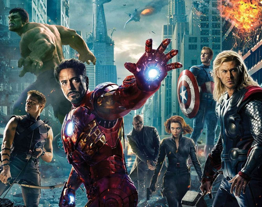 It's all been leading to 'Avengers: Infinity War'