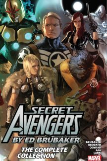 Secret Avengers by Ed Brubaker: The Complete Collection (Trade Paperback)