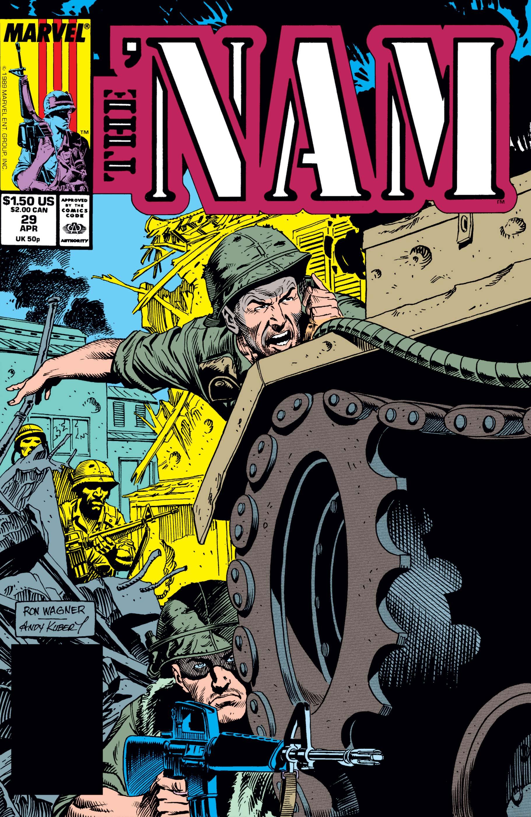 The 'Nam (1986) #29
