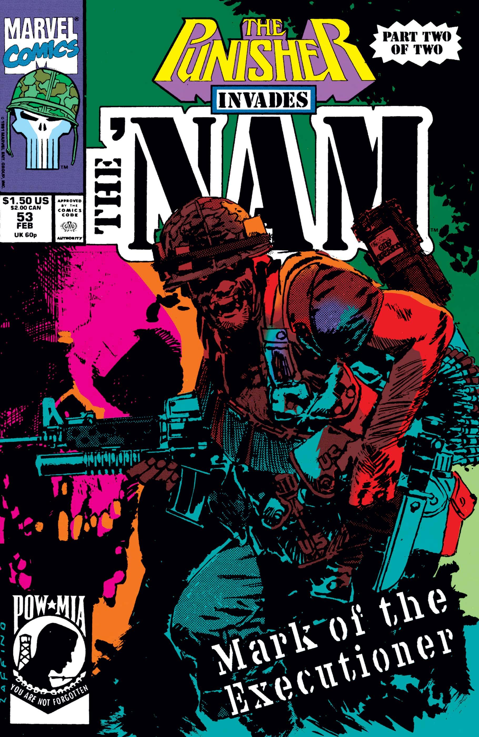 The 'Nam (1986) #53
