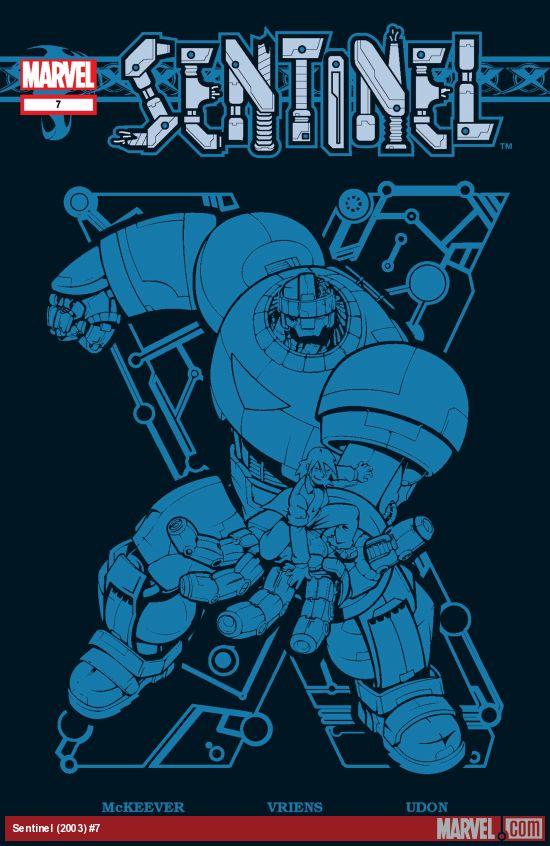 Sentinel (2003) #7