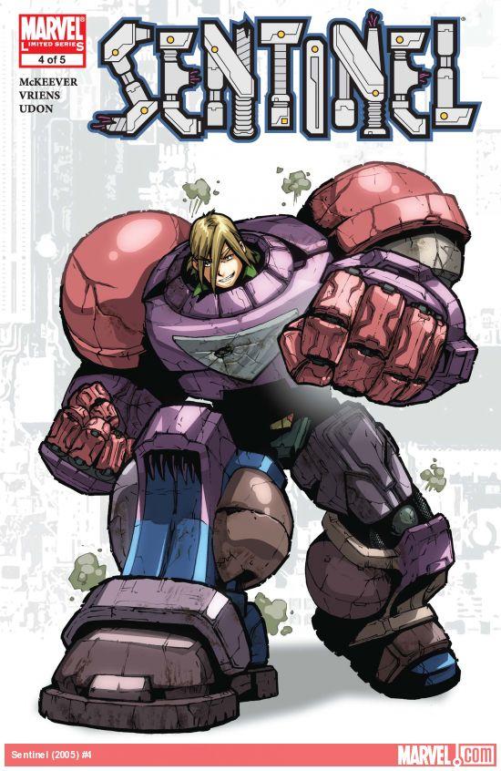 Sentinel (2005) #4