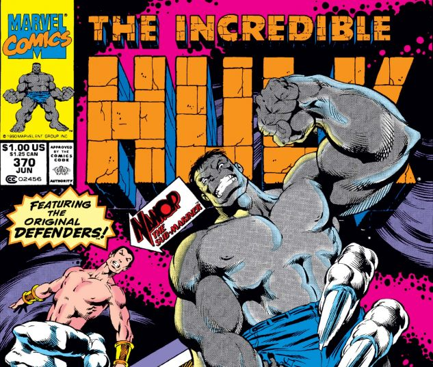 Incredible Hulk (1962) #370