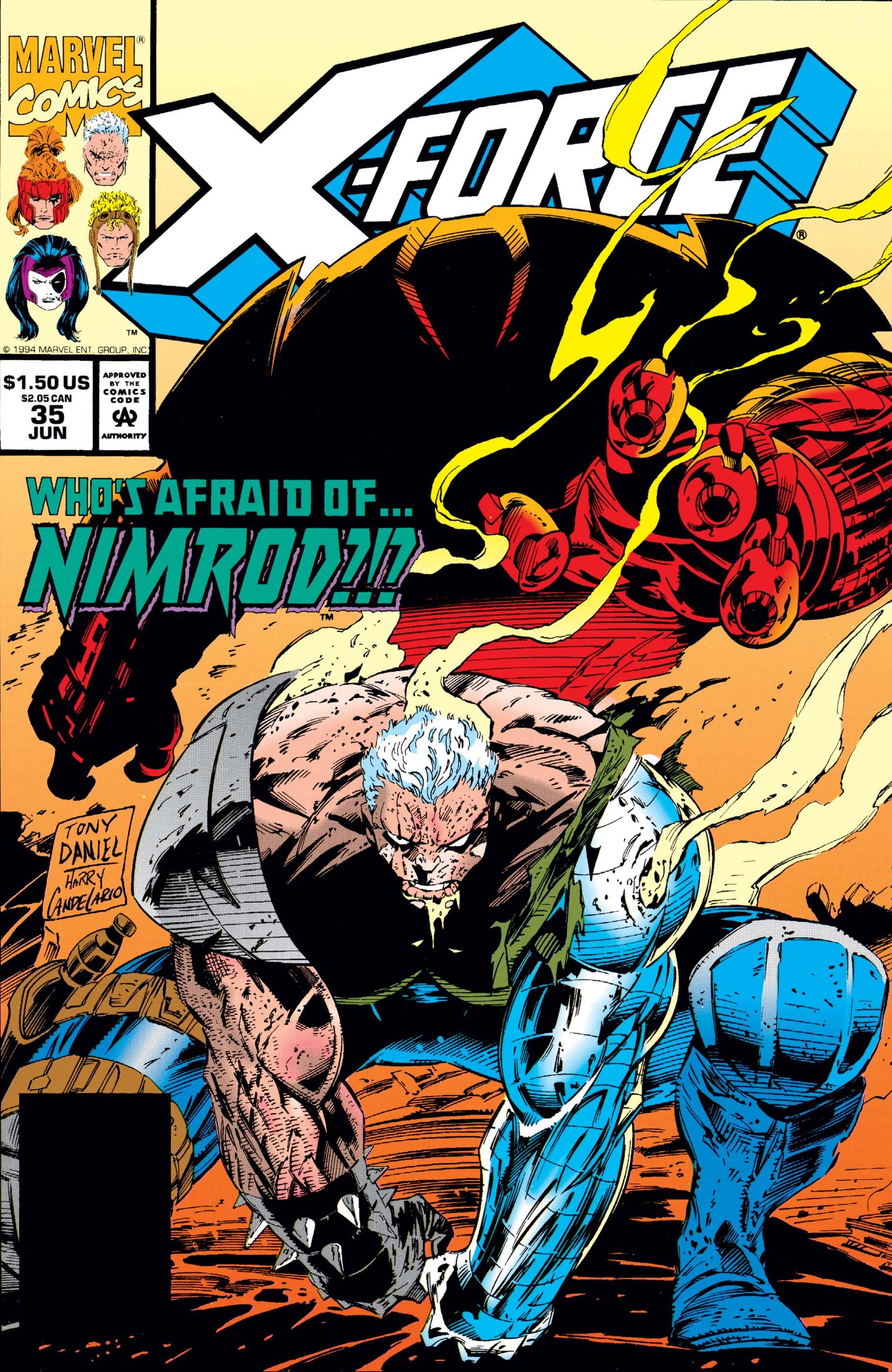 X-Force (1991) #35