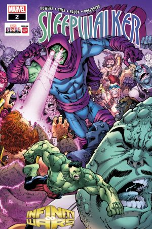 Infinity Wars: Sleepwalker #2