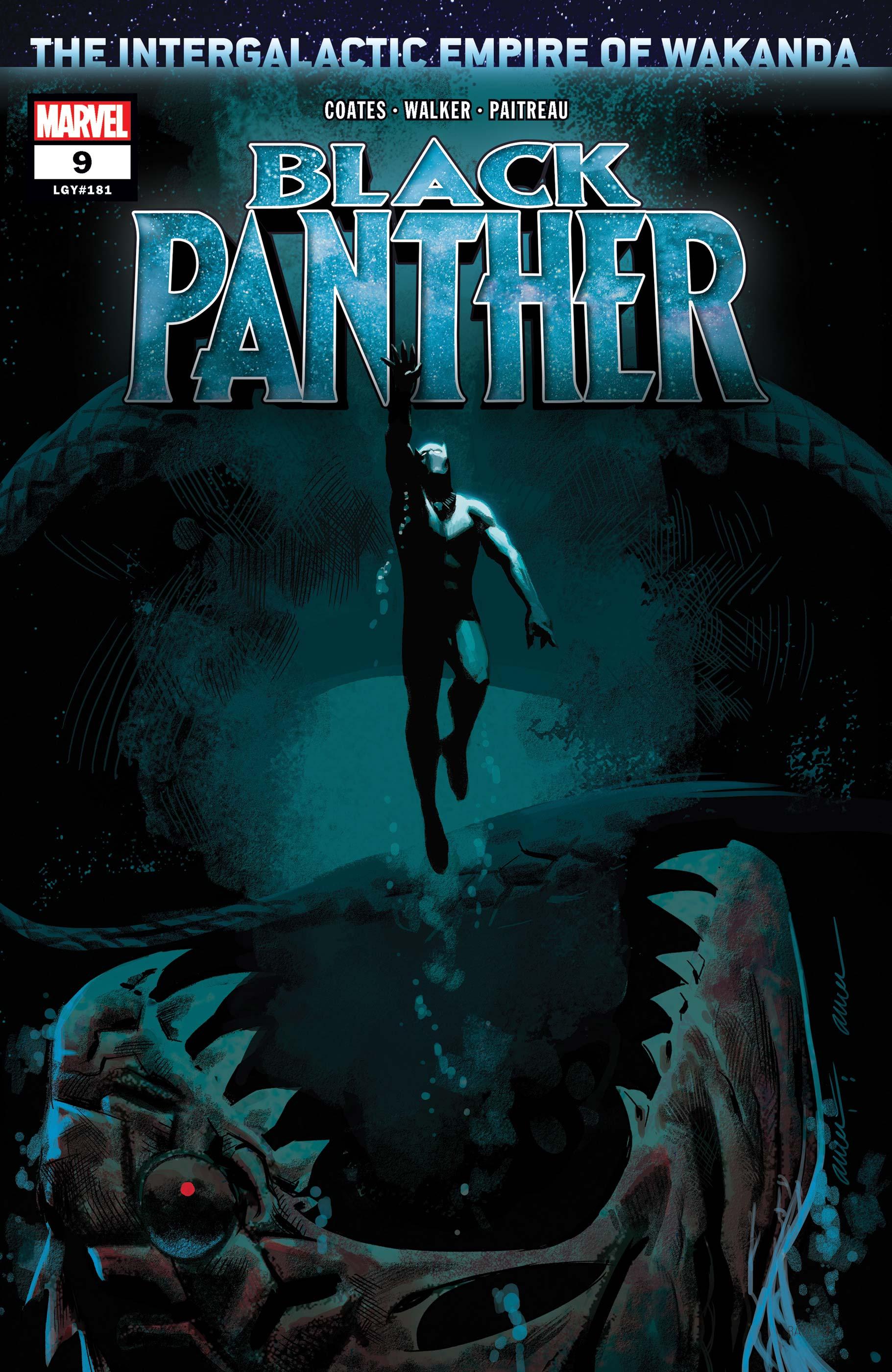 Black Panther (2018) #9