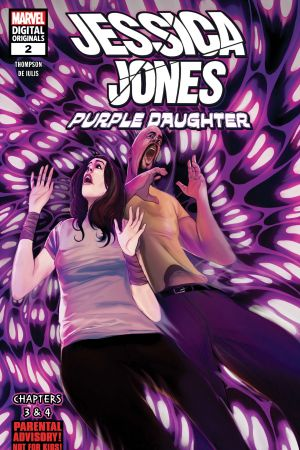 Jessica Jones - Marvel Digital Original: Purple Daughter #2