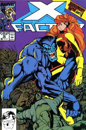 X-Factor (1986) #46