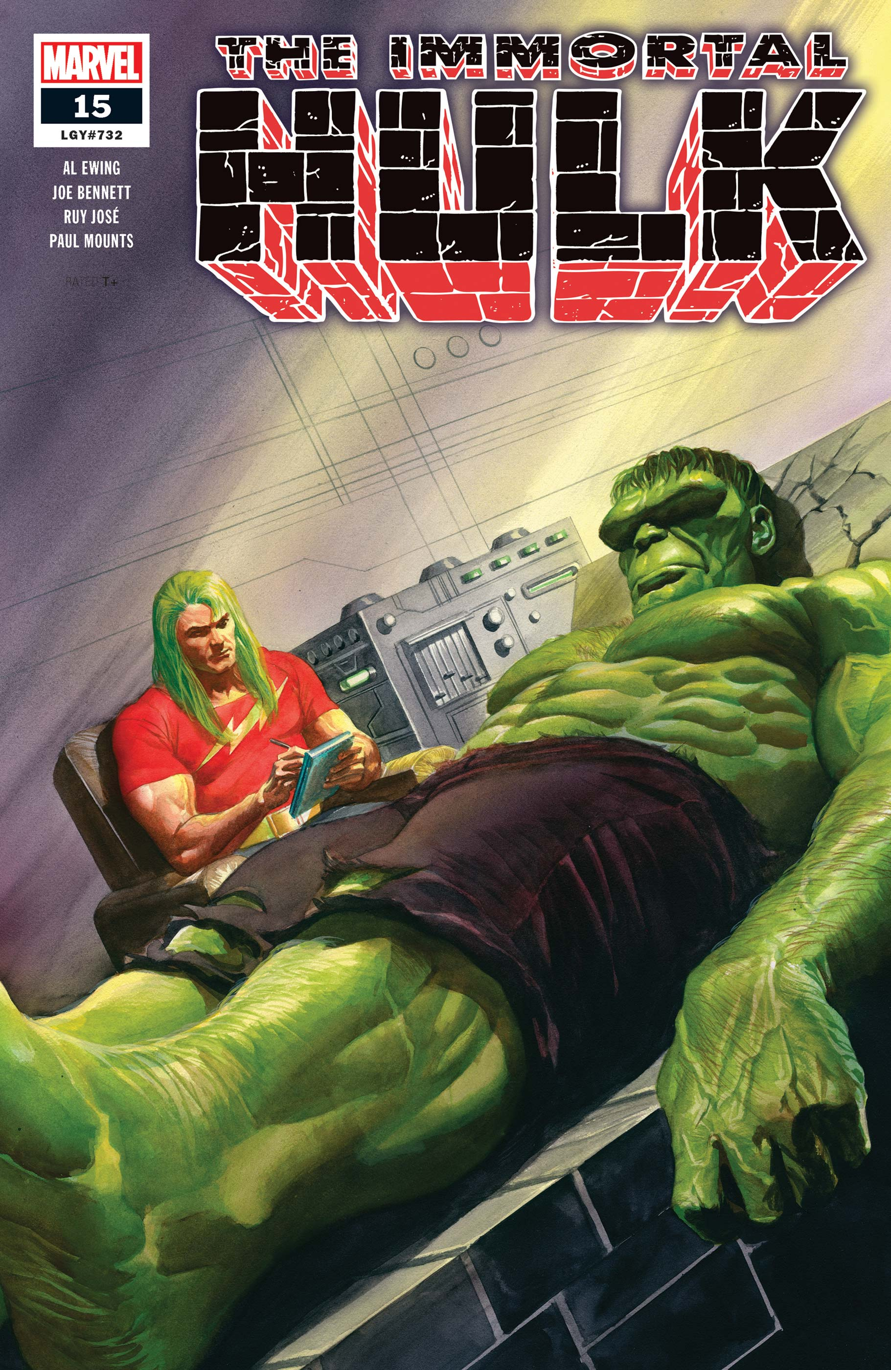 Immortal Hulk (2018) #15