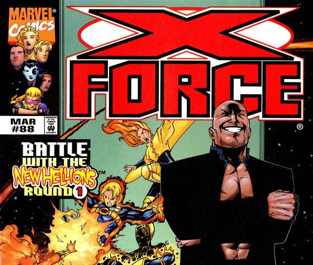 X-Force (1991) #88