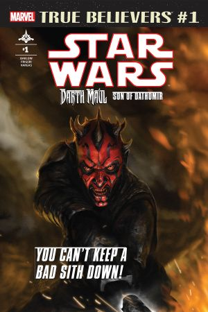 True Believers: Star Wars - Darth Maul (2019) #1
