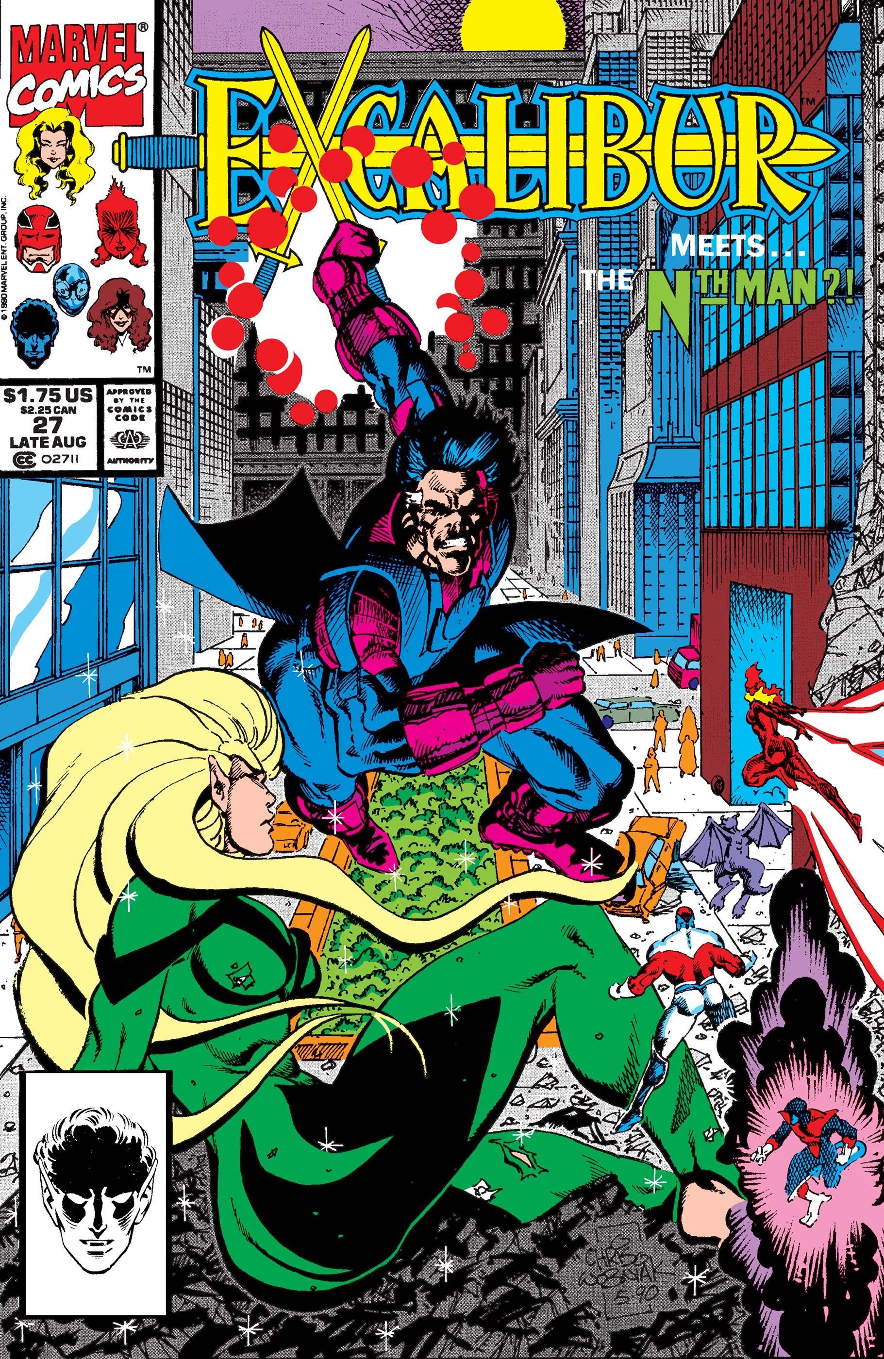 Excalibur (1988) #27