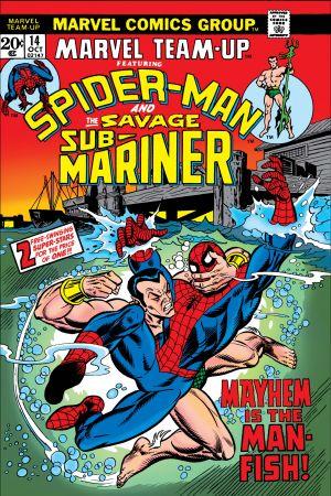 Marvel Team-Up (1972) #14