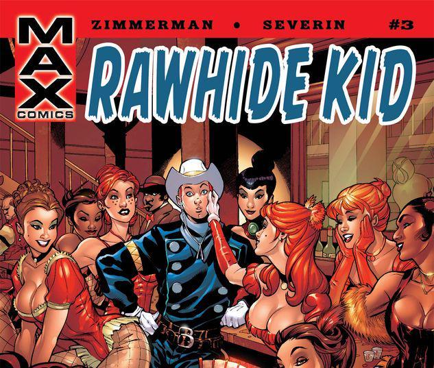 Rawhide Kid #3