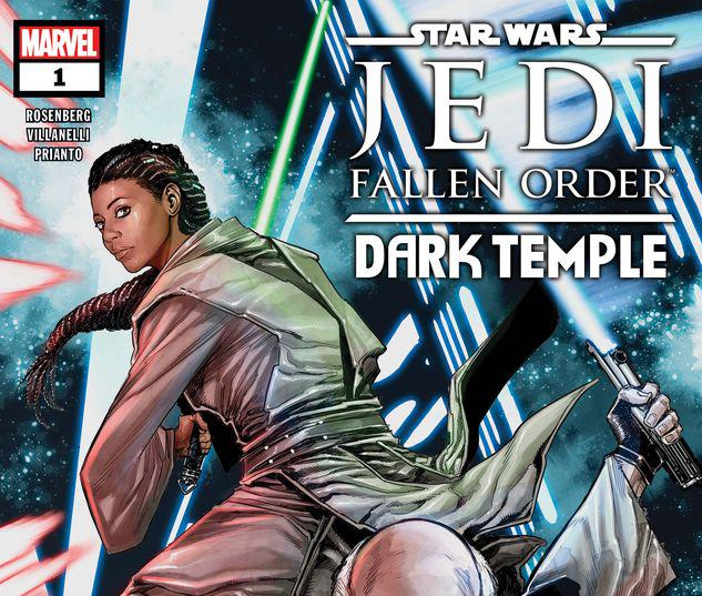 Star Wars: Jedi Fallen Order - Dark Temple #1