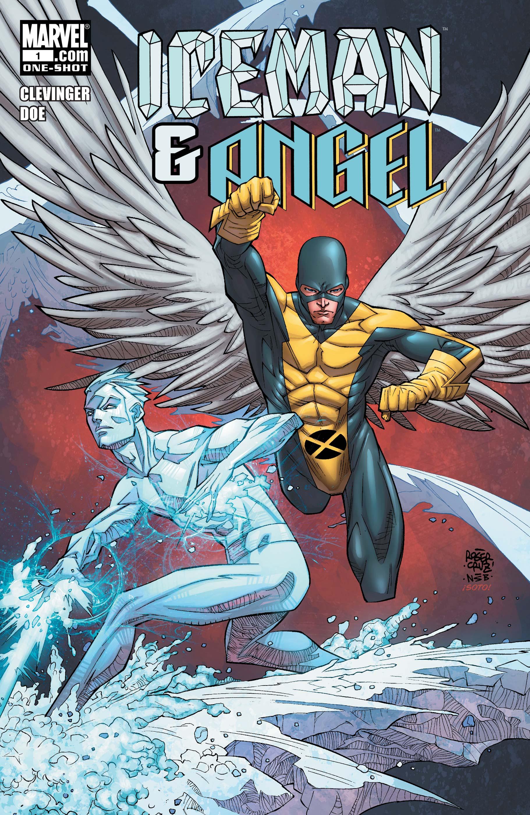 Iceman and Angel (2010) #1