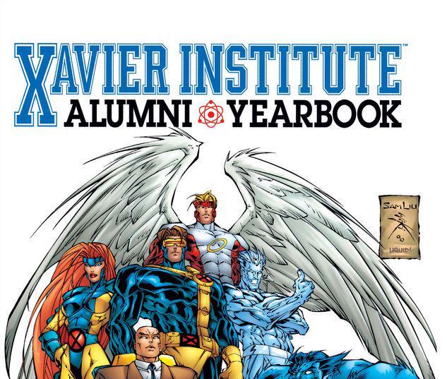 Xavier Institute Alumni Yearbook #1