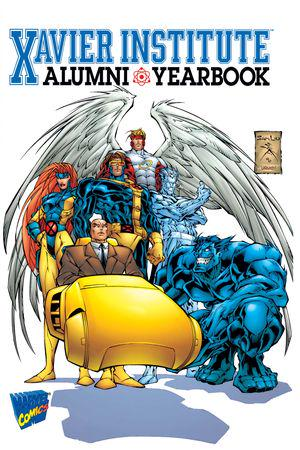 Xavier Institute Alumni Yearbook #1