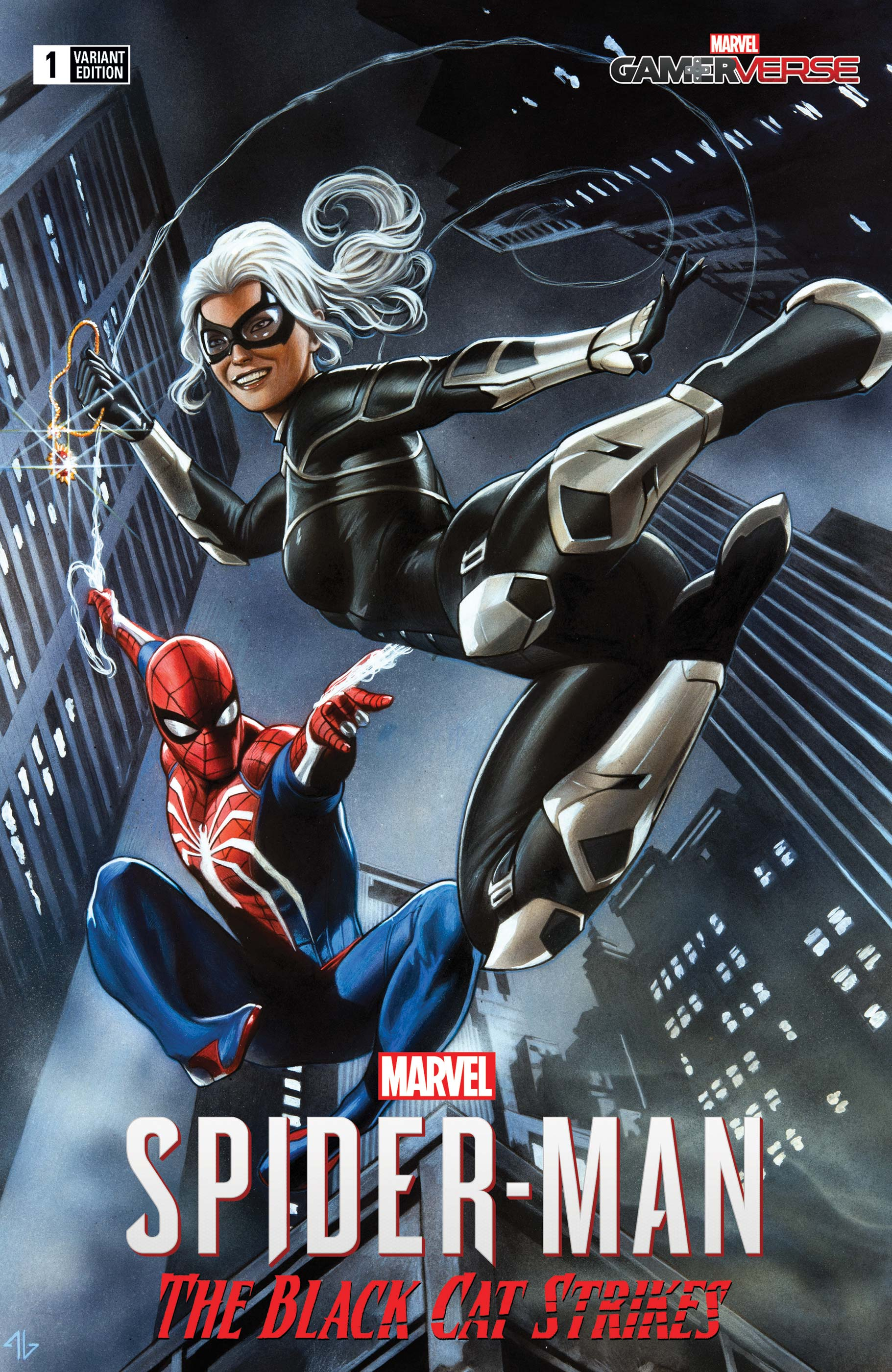 Marvel's Spider-Man: The Black Cat Strikes (2020) #1 (Variant)