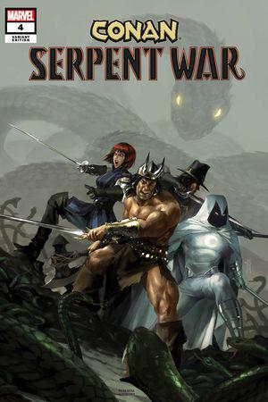 Conan: Serpent War (2019) #4 (Variant)